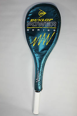 Dunlop Power Drive Series 420 Squash Racket + Cover