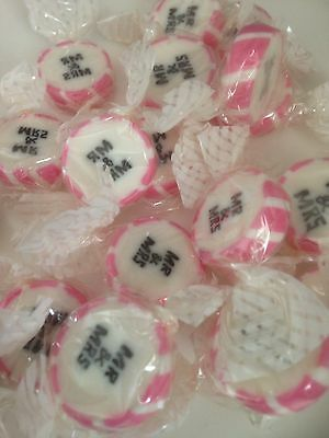 25 Pink Mr And Mrs Rock /wedding /retro sweets