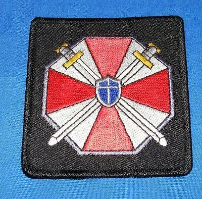 Resident Evil Umbrella Corps embroidered patch