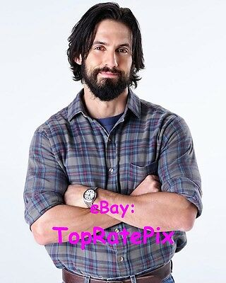 MILO VENTIMIGLIA  -  This Is Us -  8x10 Photo  #2