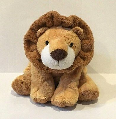 Ty Pluffies orange brown Catnap lion velour plush toy baby lovey stuffed animal