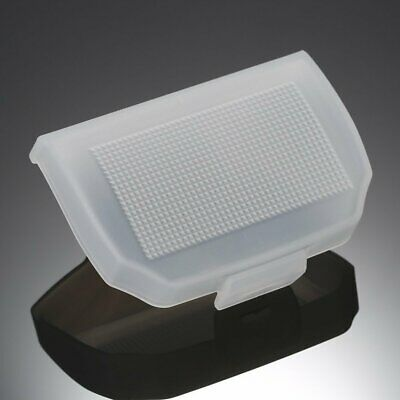 White Flash Bounce Diffuser For Yongnuo Flash YN685EX/ YN600EX-RT/ YN686EX-RT