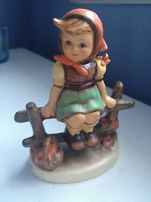 Hummel Just Resting Figurine Great Condition TMK7 Vintage