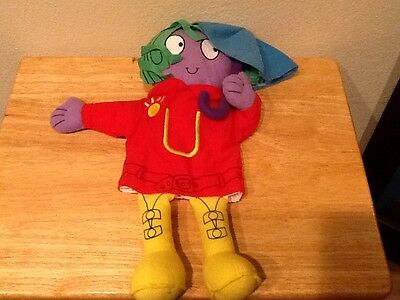 """Letter People Puppet The Letter U Plush Puppet 16"""""""