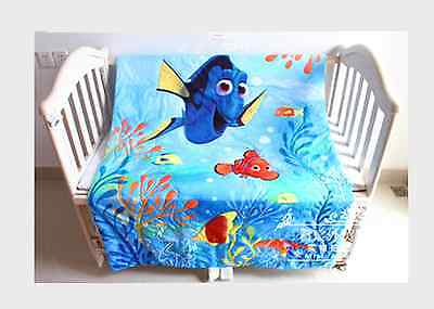 Hot Pattern Finding Nemo  Comforter/Quilt/Blanket for Cot and Toddler Bed
