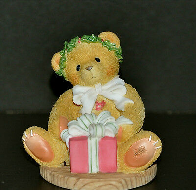 """Cherished Teddies """"Margy"""" - Limited Edition Numbered Bear"""
