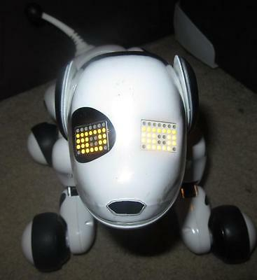 Interactive Zoomer Dalmation Robot Dog by Spin Masters Toys