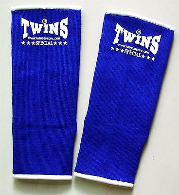 Twins Special Exercise Support ankle socks 1 pair fit , Blue color Medium size