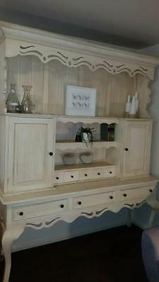 French chic / Provincial Armoire / Display Cabinet