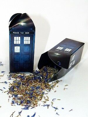 Police Call Box Favour Box - Weddings, Birthdays, Parties