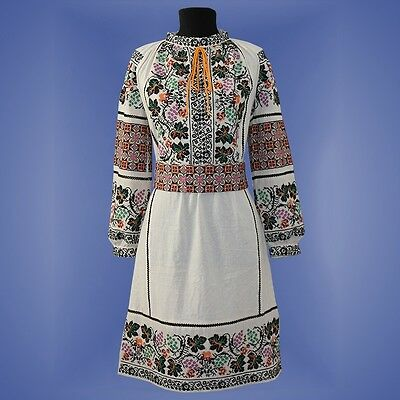 Ukrainian embroidery, embroidered dress, S - 2XL, Ukraine