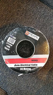 Pearl PAWC06 Wiring Trailer Cable 9/0.3-7 Core X 30M Pearl Consumables New