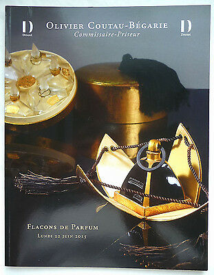 "Catalogue De Vente ""flacons A Parfum"" 22 Juin 2015 / Collection"