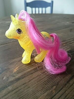 My Little Pony Baby Starlight Sparkle Ponies G1 Baby GUSTY vintage retro MLP