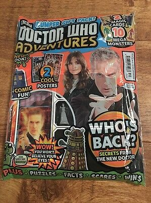Doctor Who Adventures Issue 352