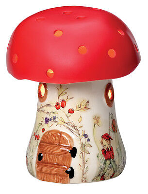 toadstool childrens light from White Rabbit England