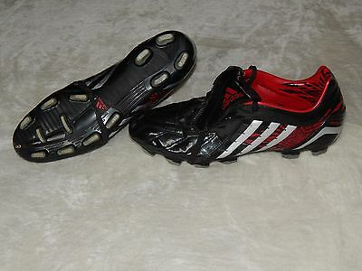 Adidas Predator Absolado Powerswerve Ps Fg Mens Black Football Boots Uk 11