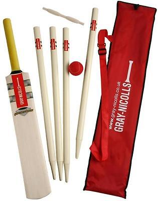 Clearance Line New Gray Nicolls Test Opener Starter Cricket Set Size 4