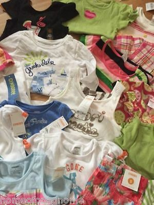 $200 Value Wholesale Brand Name Children Clothes Lot Girls 18 months to 12 years