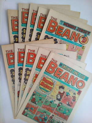 BEANO COMICS from the 2000s Vintage Collectable * Buy 4 get 1 FREEE *