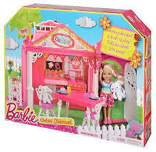 Barbie Chelsea Clubhouse RARE Brand New and Boxed
