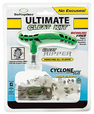 Softspikes Ultimate Cleat Kit - Cyclone Ice