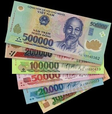 (1)Vietnamese 10,000 dong Uncirculated polymer SHIPPED FROM USA FREE SHIPPING