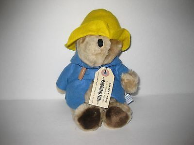 "Eden 9"" 1981 Paddington Teddy Bear Plush NEAR MINT FREE USA S/H"