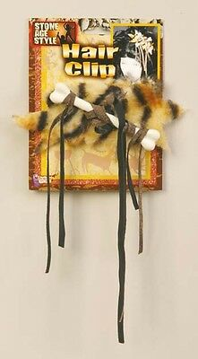 Stone Age Costume Hair Clip