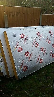 Celotex 100mm insulation boards