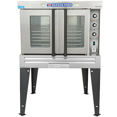 Bakers Pride Cyclone Convection Oven Gas Full Size Cyclone - LP Gas - BCO-G1