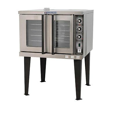 Bakers Pride Cyclone Full Size Electric Convection Oven - 208V/3Ph - Bco-E1