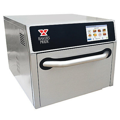 Bakers Pride E300 Stackable Ventless Countertop Electric Speed Oven