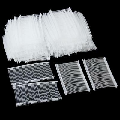 "Garment Clothes Tagger Price Label Tagging Gun+ 5000 2"" Tag Barbs+ 5pcs Needles"
