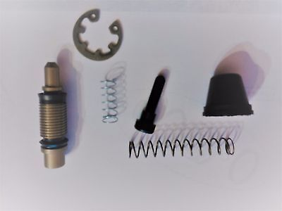 Kit revisione AJP 9,5 mm pompa freno anteriore pistoncino gommini molle