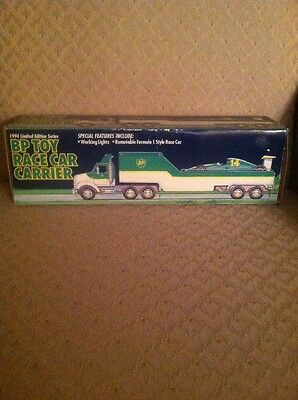 BP Toy Race Car Carrier 1994 Limited Edition Series