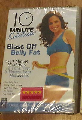 10 Minute Solution   Blast Off Belly Fat