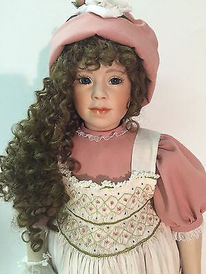 JULIA by Rotraut Schrott porcelain GADCO PROTOTYPE SIGNED #1/1