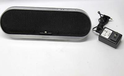 Philips DS7880/37 Bluetooth Speaker w/ Charging Lightning Dock iPhone 5 6 7/iPod