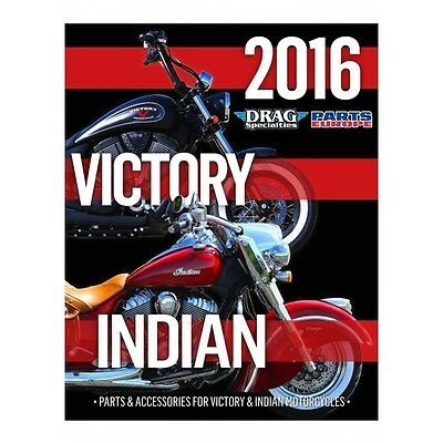 Catalogue Drag Specialities Indian Victory 2016 anglais
