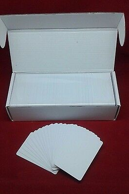 1000 Inkjet Pvc card Canon Epson Artisan 50 Rx 595 R280 390 double sided quality