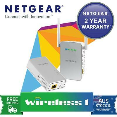 Netgear PLW1000 PowerLINE 1000 + WiFi