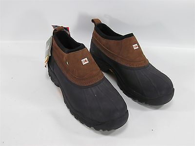 Dakota Slip In Size 13 Csa Ansi Rated Steel Toe Protective Low Cut Work Shoes
