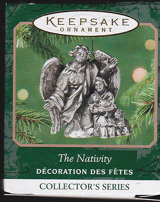2001 Hallmark The Nativity Series Miniature Ornament