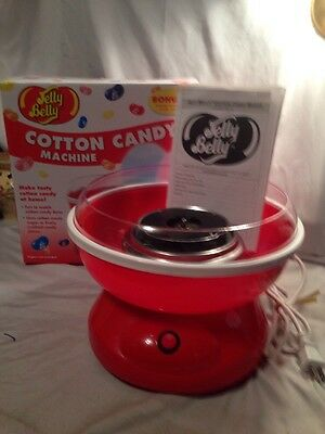 Jelly Bean Cotton Candy Machine