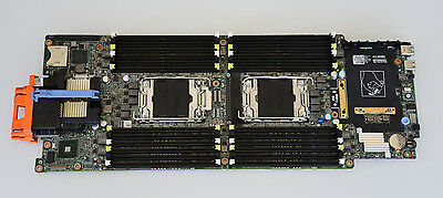 Dell PowerEdge FC630 / M630 System Board - 0JXJPT JXJPT