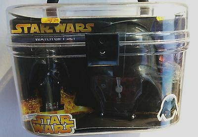 Star Wars Watch Gift Set signed
