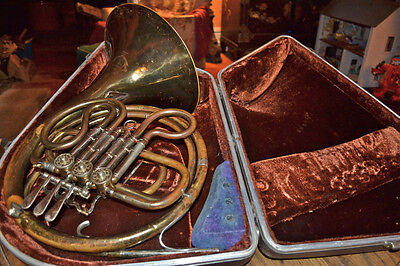 "Alexander Brothers Single ""f"" Single French Horn! Made In Germany!  $1500"