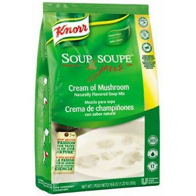 Soup Du Jour Cream of Mushroom Soup Mix, 19.6 Ounce --