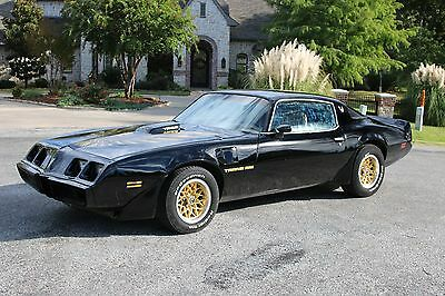 1979 Pontiac Trans Am  1979 Pontiac Trans Am **great driving T/A**
